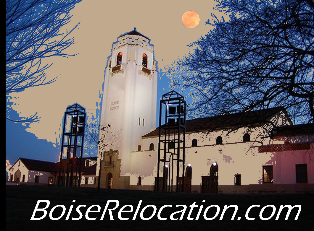 Boise Depot Above The Grove Hotel Boise Idaho