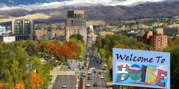 Boise Is My Home