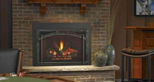 Homes With Fireplaces