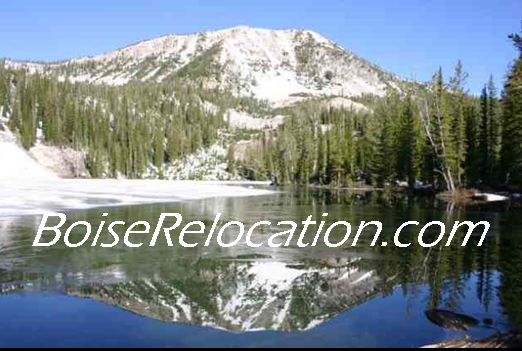 Sawtooth Recreation Area Lakes