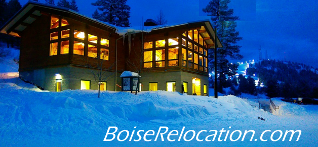 Boise Outdoor Recreation Bogus Nordic Lodge