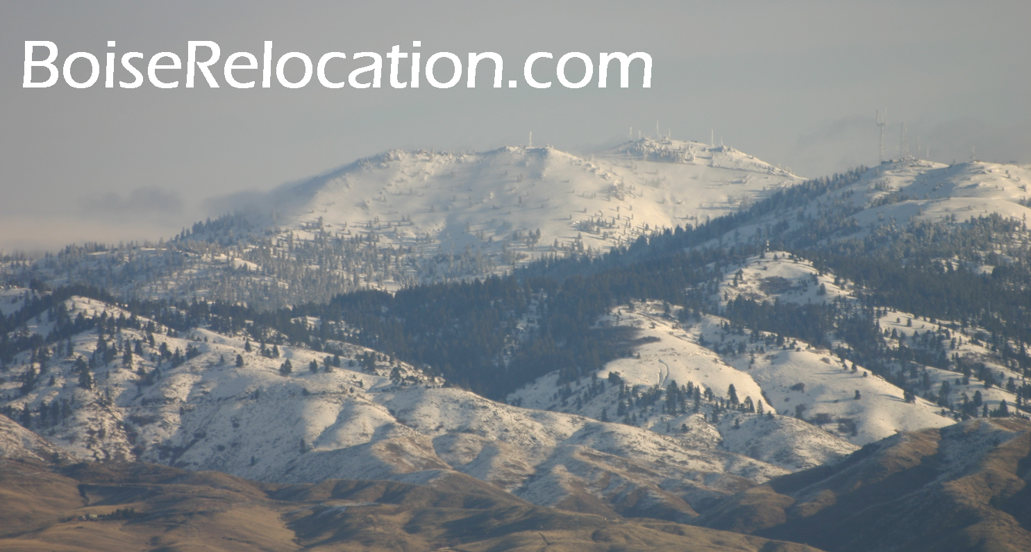 Bogus Basin Boise Relocation Guide
