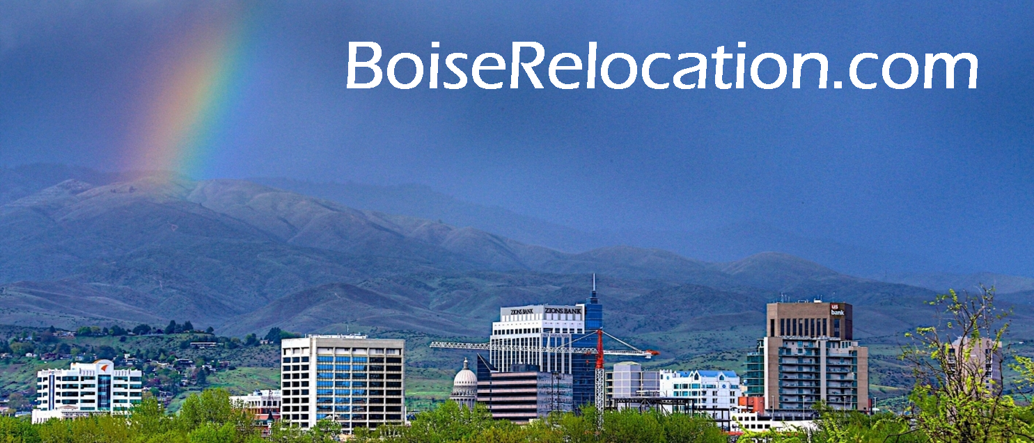 Boise Relocation Guide To Parks, Places and pastimes