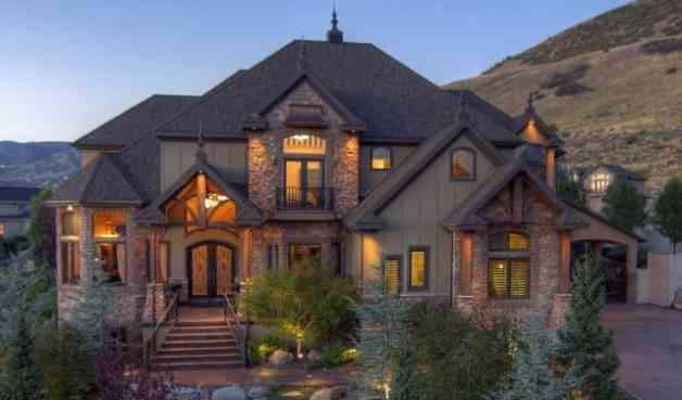 Foothills Luxury Homes Boise