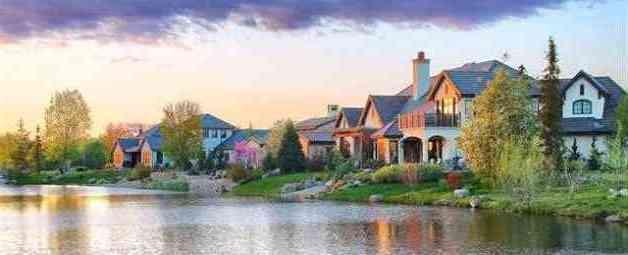 Idaho Luxury Waterfront Homes