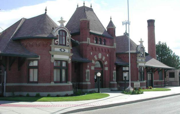 Homes For Sale Near Nampa Train Depot