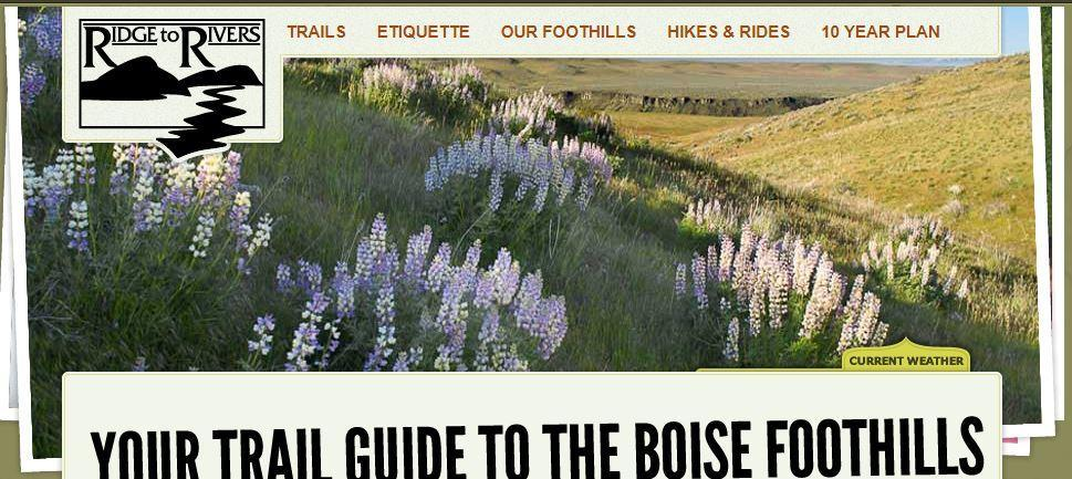 Boise relocation Guide Ridge to Rivers