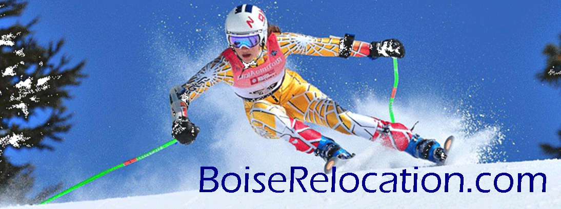 Bogus Basin Ski Racing