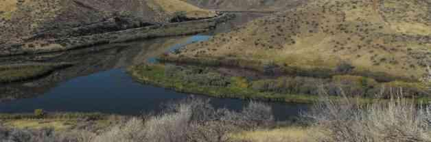 Black Canyon Reservoir Emmett Idaho
